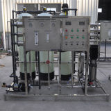 машина водоочистки RO управлением PLC 1000L/H