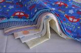 100%年のパジャマのための綿によって印刷されるフランネルファブリック