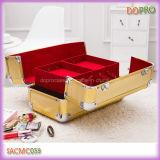 金カラーGlary展望の専門の化粧箱(SACMC059)