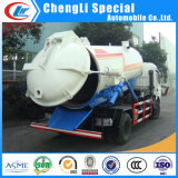 5ton Sewer Suction Scavenger Tank 5000L Septic Tank Truck für Sale