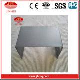 Panneau décoratif en aluminium gris pour le matériau de construction (JH179)