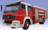 Supply professionale Fire Fighting Truck di Foam Water 12m3 Tank