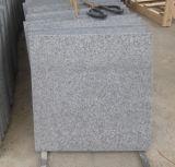 Azulejo de suelo gris barato del granito G654