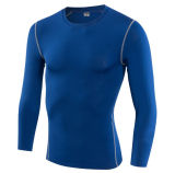 Personnaliser la marque Popular Quick-Dry Respirable Fitness Wear pour hommes