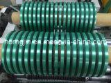 Pp enroulant la bande pour le vert Mylar de câble