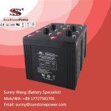 Глубокая батарея загерметизированная AGM безуходная VRLA 2V 2000ah цикла