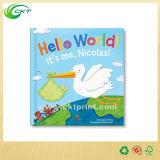Das crianças por atacado do cartão de Printng do livro de crianças da alta qualidade a história inglesa registra livros educacionais para as crianças (CKT-BK-003)
