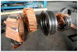 ステンレス鋼のおがくずの縦のリングは餌の製造所を停止する