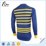 Sous-vêtements faits sur commande en bloc de polyester de long Johns de Mens de gymnastique