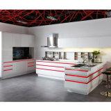 Armadio da cucina 2016 moderno della lacca di alta qualità di Welbom