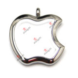 Steel di acciaio inossidabile Locket Ring per Gift (Florida)