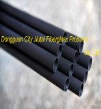 Tubo ligero de la fibra del carbón, tubo de la fibra del carbón
