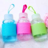 Mini bottiglia di acqua di vetro sveglia 350ml