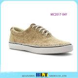 Новые ботинки холстины магазина типа для оптовой продажи