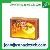 Cadre de empaquetage de parfum cosmétique coloré de Cmyk