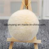 Pompom Keychain шерсти кролика подарка промотирования