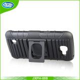 LG K4를 위한 반지를 가진 1개의 결합 권총휴대 주머니 상자에 대하여 고품질 3