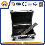 Caja de herramientas de aluminio de la etapa de la fábrica del precio de fábrica (HT-1055)