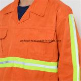 Useful Good Quality Men Working Uniform Long Sleeve Industry Wear