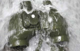 Hotsale Tactical Military 8X30 CompassおよびRangefinder Waterproof Binoculars Telescope
