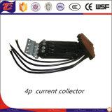 Collettore di corrente per la gru elettrica