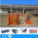 La meilleure machine de fabrication de brique creuse concrète automatique hydraulique des prix Qt4-40