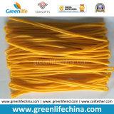 La fábrica vende al por mayor perchas suaves 3.0X168m m respetuosas del medio ambiente del PVC de las existencias 2.5X150/180m m
