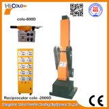 Sistemas de pulverizador eletrostáticos automáticos da pintura do revestimento do pó para a porta