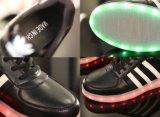 最新の学生のフラッシュライトLEDは蹄鉄を打つ明るいLEDの靴(FF326-8)に
