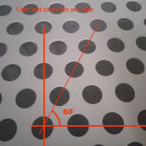 Лист/плита/Veneer алюминиевой ненесущей стены алюминиевый Perforated (Jh55)