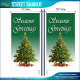 Festival-Weihnachtsdekoration, die preiswerte Geschenk-Markierungsfahnen (J-NF02F06027, bekanntmacht)