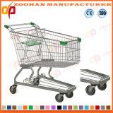 Euroart-Qualitäts-Supermarkt-Einkaufen-Laufkatze mit Sitz (ZHT251)