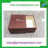 Vakje van het Karton van het Vakje van het Vakje van de Juwelen van het Vakje van de Gift van het Document van de manier het Verpakkende