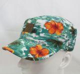 Бейсбольная кепка крышки 2016 способов флористическая воинская (MH-080064)