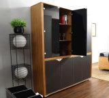 Bookcase шкафа Qualitystorage новой конструкции высокий (C7)