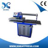 Machine pneumatique automatique Fjxhb2-2 de presse de la chaleur de Digitals