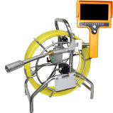産業押し棒の配管のカメラシステム、下水管の点検カメラ