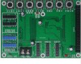 Módulos de la visualización del envejecimiento de la pantalla de visualización de LED de la prueba de la TF-Prueba