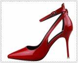 Frauen-Hochzeits-Kleider Hoch-Ferse Brautschuh-Dame-fantastische Schuhe