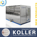 Koller Stable Crystal Ice Cube Machine für 5 Tons Capacity