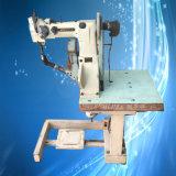 Verwendete Semlima Doppelt-Gewinde Sitzsteppstich-Schuh-Rand-Einlegesohlen-Nähmaschine (CP-168)