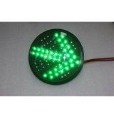 Módulo vermelho do sinal da seta do diodo emissor de luz 200mm do verde do projeto novo