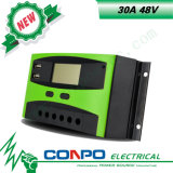 30A/48V, LCD, ZonneControlemechanisme PWM