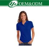Camisa de polo popular de los hombres/de las mujeres del distribuidor del verano