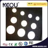 Fábrica Super-Fina do poder superior da luz de painel do diodo emissor de luz de Ce/RoHS 2700k-6500k