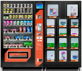 "Grande Non-Refrigerated Vending Machine com o Anúncio-Screen de 8 "" LCD (XY-DRE-10C-018)"