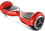 Individu de roue de la vente en gros deux équilibrant le scooter électrique de Hoverboard avec Bluetooth