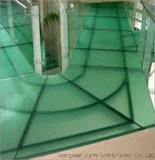 床または地面のための薄板にされたガラス(屋外か屋内)