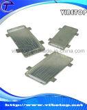 Peças de maquinaria do CNC da precisão com vários metais