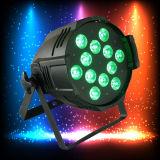 높은 광도 12X15W Rgabw 알루미늄 LED 동위 빛